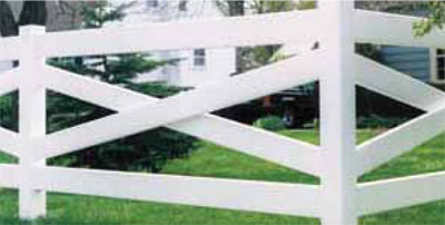 Vinyl Picket Fence by Vinyl Fence Toronto